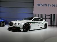 Bentley Continental GT3 Paris 2012