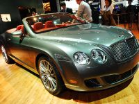 Bentley Continental GTC Speed Detroit 2009