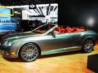 Bentley Continental GTC Speed Detroit 2009