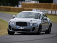 Bentley Continental Supersports at Goodwood 2009