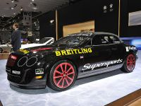 Bentley Continental Supersports Ice Speed Record Geneva 2011