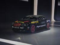 Bentley Continental Supersports Ice Speed Record Geneva 2011