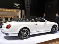 Bentley Continental Supersports ISR Convertible Geneva 2011