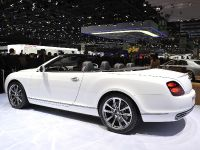 Bentley Continental Supersports ISR Convertible Geneva 2011
