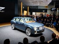 Bentley EXP 9 F Geneva 2012