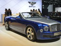 Bentley Grand Convertible Los Angeles 2014