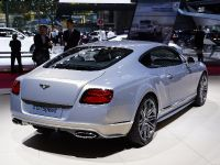 Bentley GT Speed Paris 2014