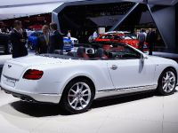 Bentley GT V8S Convertible Paris 2014