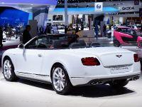 Bentley GT V8S Convertible Paris 2014