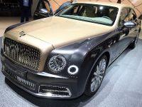 Bentley Mulsanne EWB Geneva 2016
