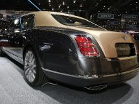 Bentley Mulsanne EWB Geneva 2016