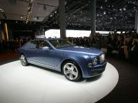 Bentley Mulsanne Frankfurt 2009