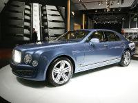 Bentley Mulsanne Frankfurt 2011