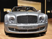Bentley Mulsanne Geneva 2011