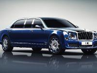Bentley Mulsanne Grand Limousine by Mulliner