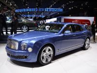 Bentley Mulsanne Paris 2014