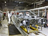 Bentley Mulsanne production
