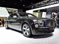 Bentley Mulsanne Speed Paris 2014
