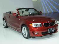 BMW 1 Series Convertible Detroit 2011