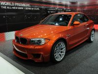 BMW 1 Series Coupe Detroit 2011