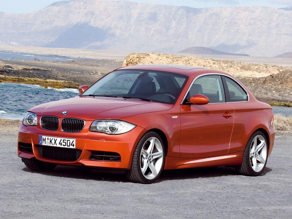 BMW 1 серии купе - фотография №2