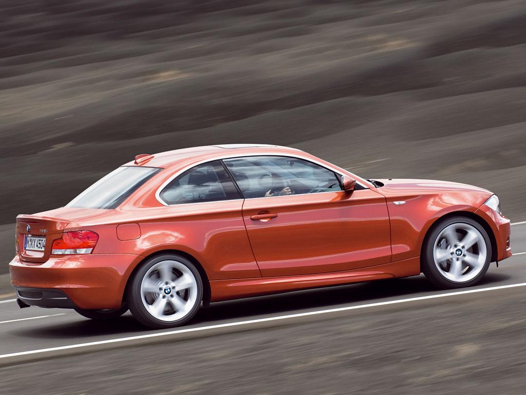 BMW 1 серии купе - фотография №6
