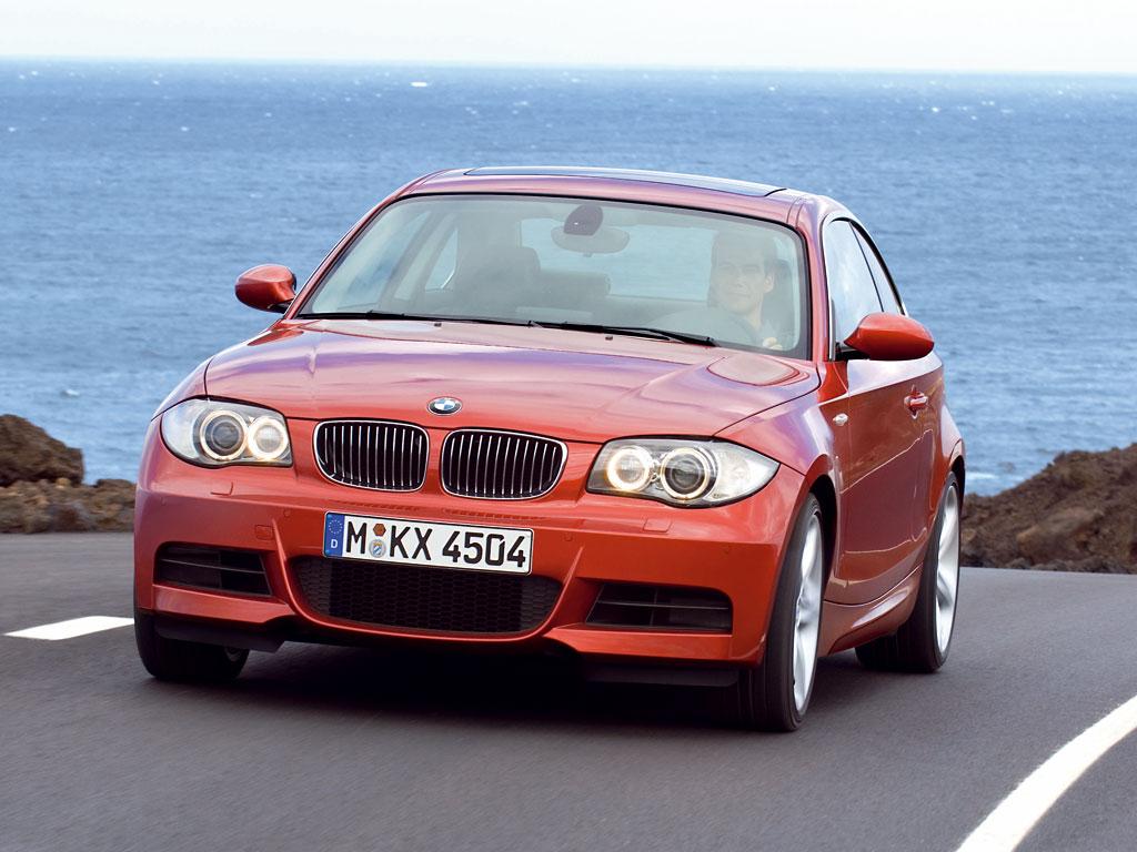 BMW 1 серии купе - фотография №7