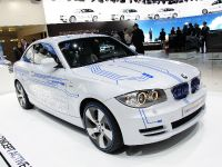 BMW 1-Series Efficient Dynamics Geneva 2010