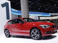 BMW 1 Series Frankfurt 2011