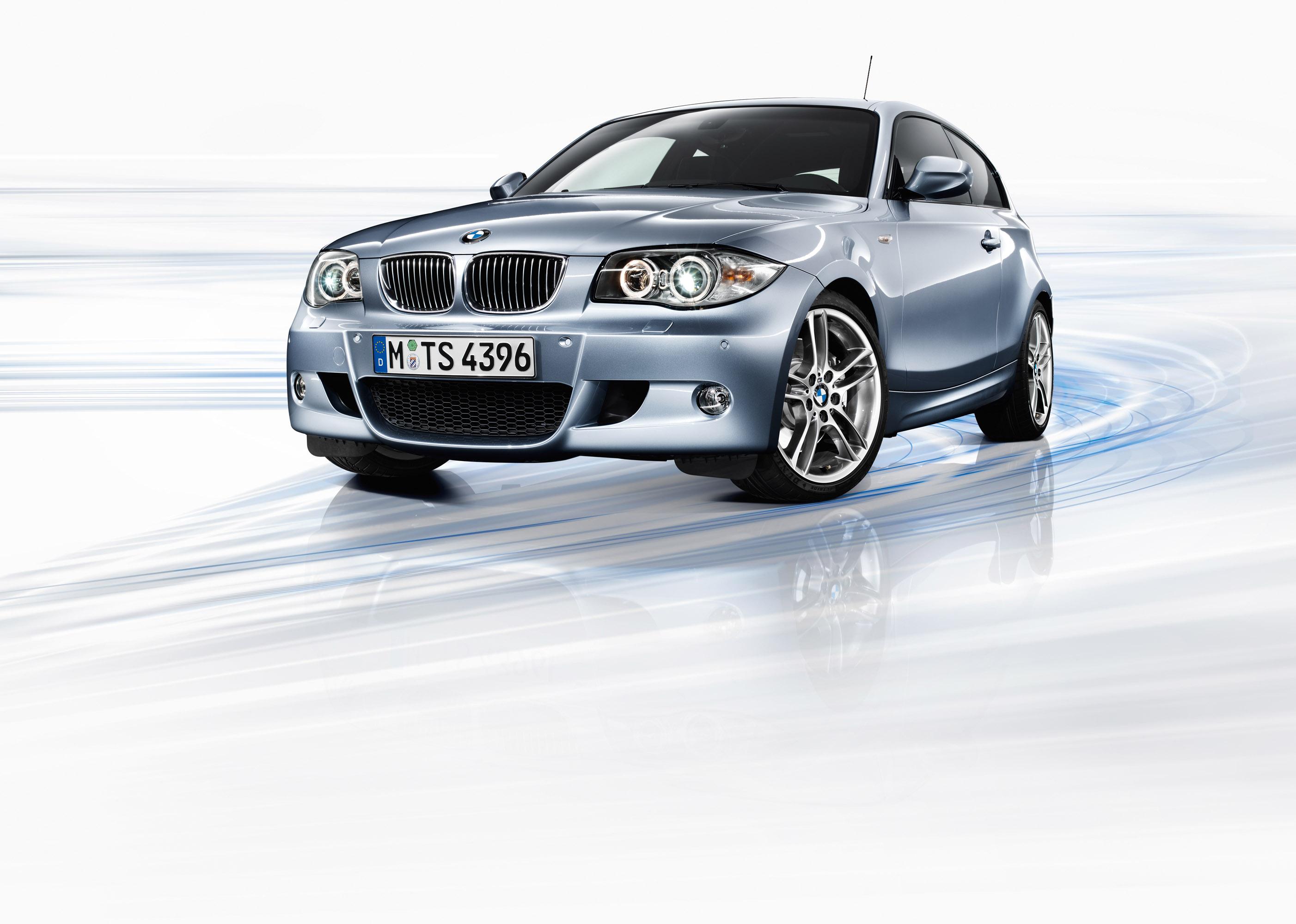 BMW 1 серии 2010 модельного года - фотография №3