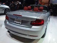 BMW 228i Convertible Los Angeles 2014