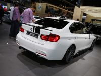 BMW 335i Paris 2012