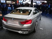BMW 4 Series Coupe Concept Detroit 2013