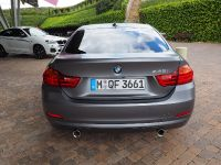 BMW 4-Series Gran Coupe Individual Frozen Cashmere Silver