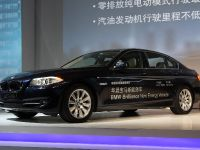 BMW 5 Series Electric Shanghai 2011