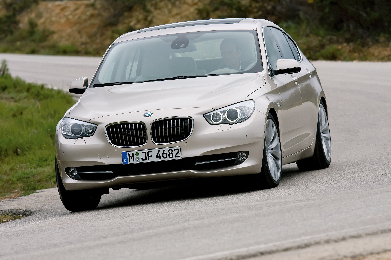 BMW 5 серии Gran Turismo - фотография №5