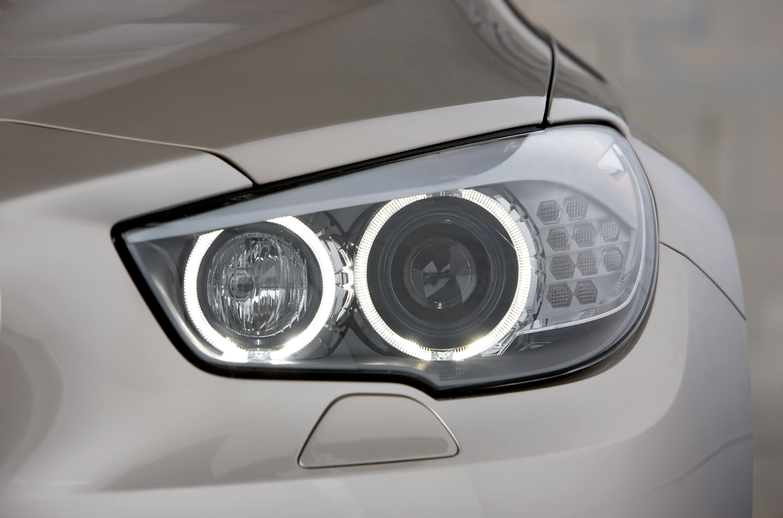 BMW 5 серии Gran Turismo - фотография №10