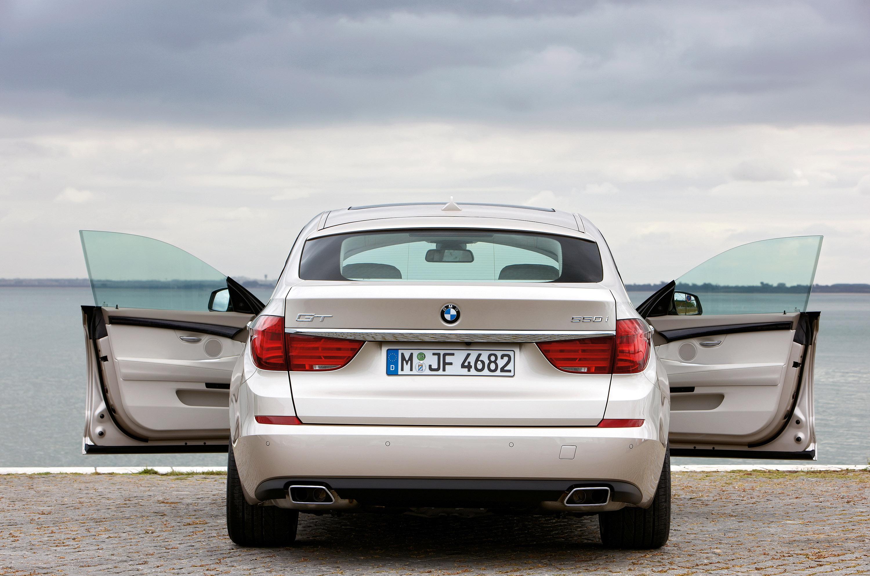 BMW 5 серии Gran Turismo - фотография №13