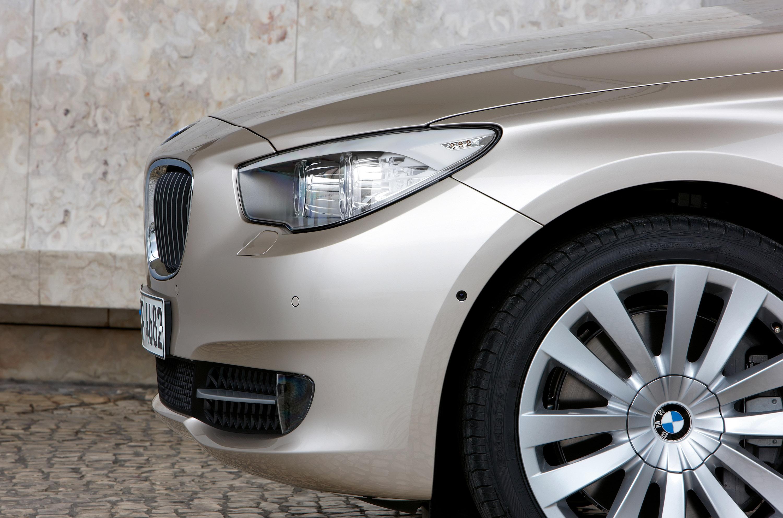 BMW 5 серии Gran Turismo - фотография №19