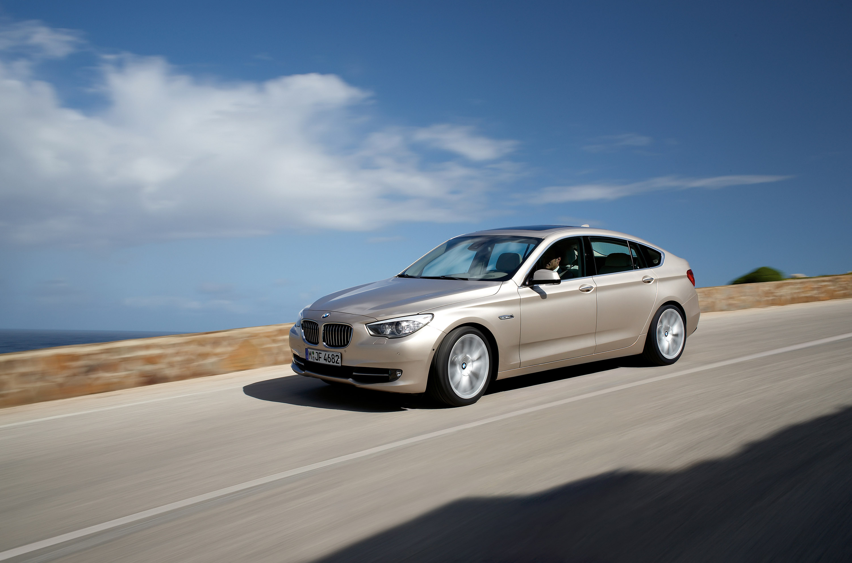 BMW 5 серии Gran Turismo - фотография №30