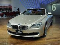 BMW 6 Series Convertible Detroit 2011