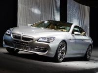 BMW 6 Series Coupe Paris 2010