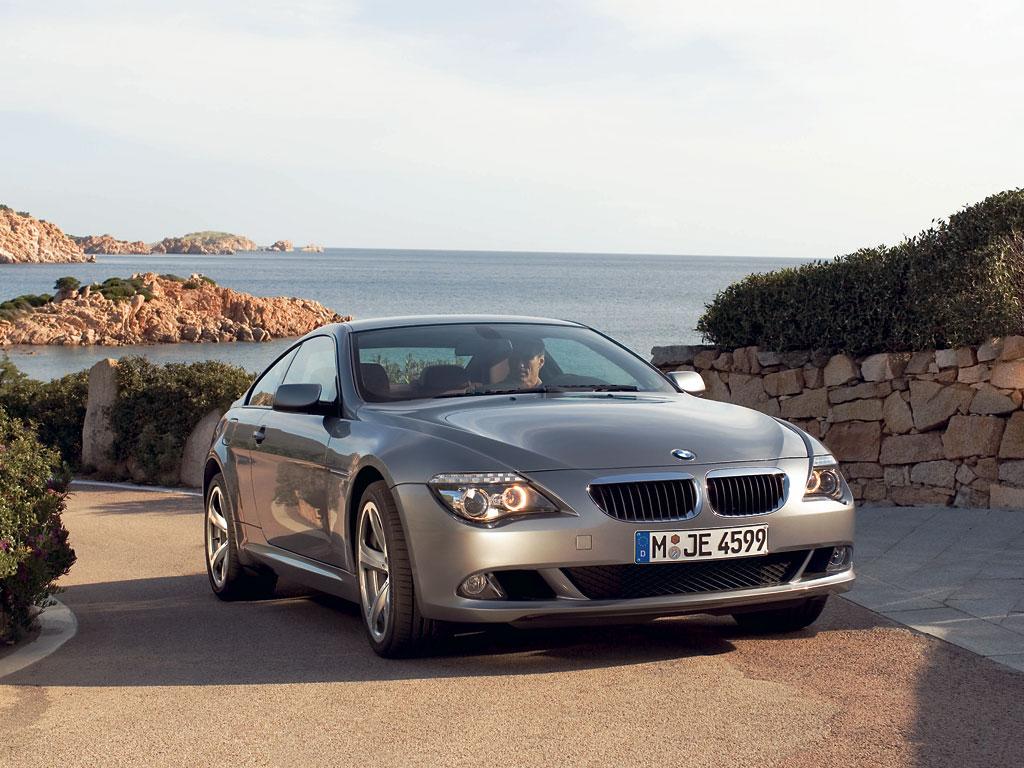 BMW 6 серии - фотография №1