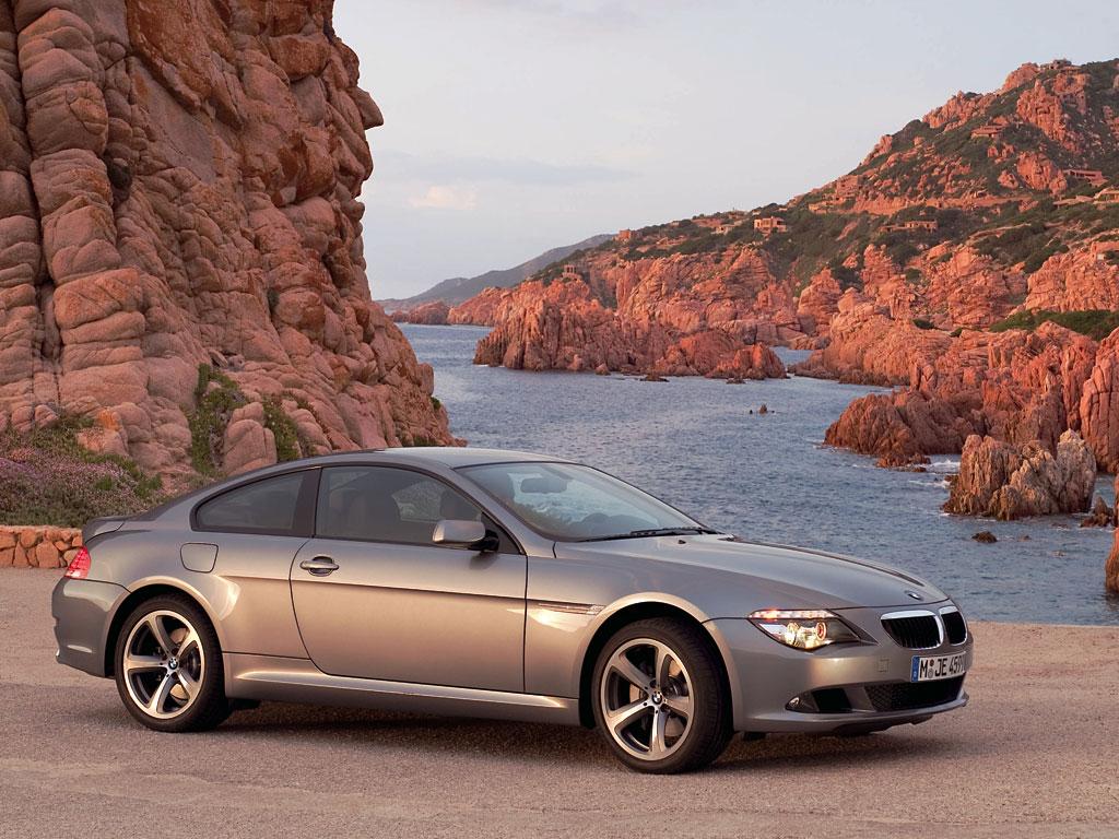 BMW 6 серии - фотография №2
