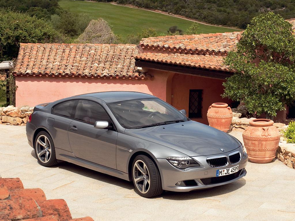 BMW 6 серии - фотография №3