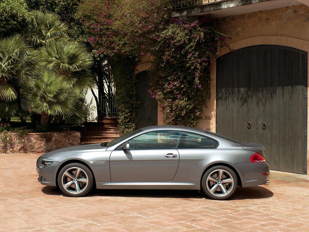 BMW 6 серии - фотография №4