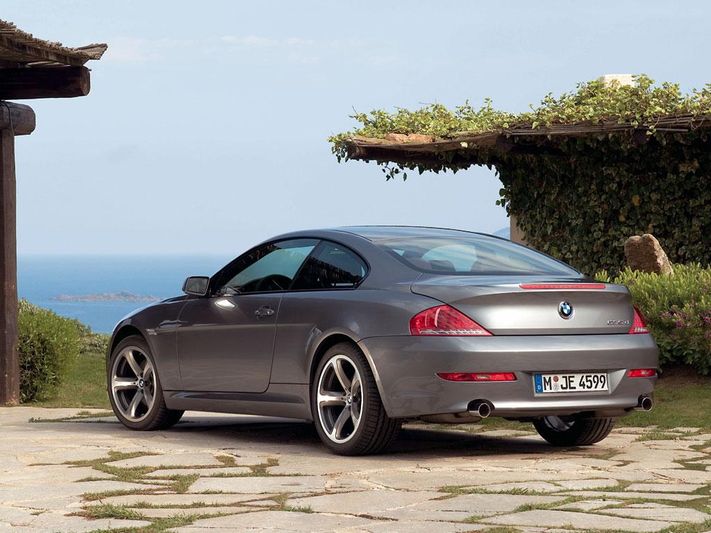 BMW 6 серии - фотография №5