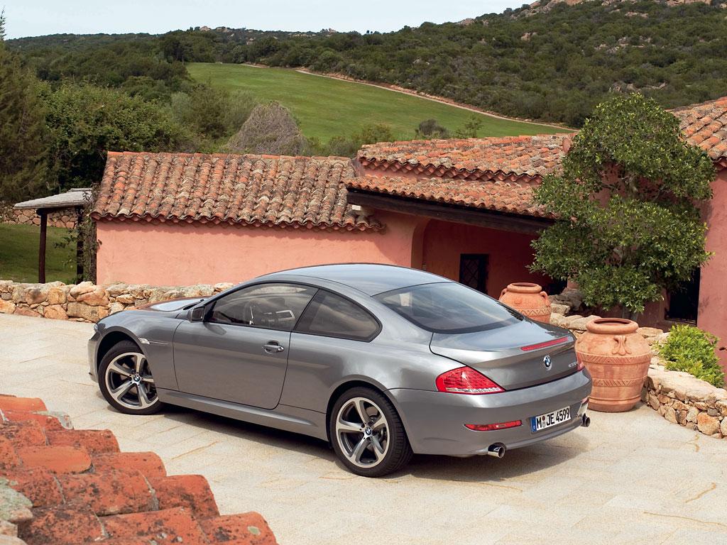 BMW 6 серии - фотография №6