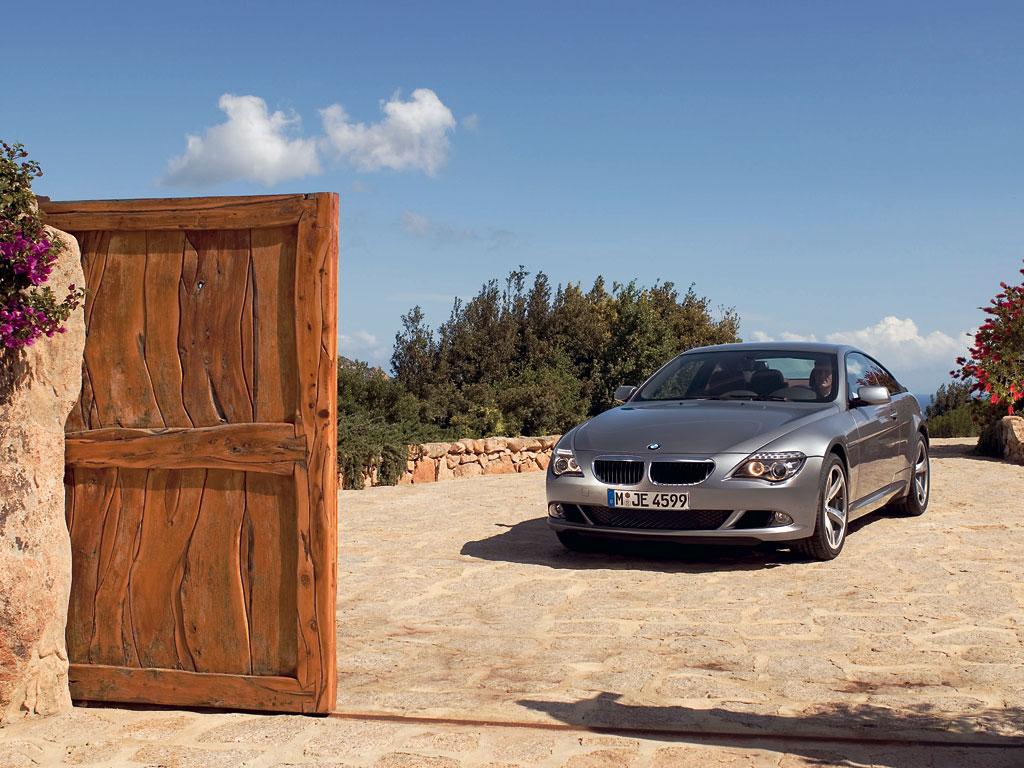 BMW 6 серии - фотография №8