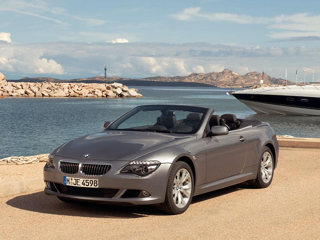 BMW 6 серии - фотография №9